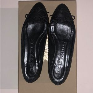 Authentic Burberry Ballerina Flats
